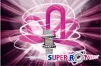 ICE-LBG-SR - SUPER ROTATION®: anneau articulé décentré à grande ouverture avec roulement à billes