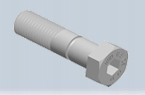 Rissgeprüfte ICE-Bolts für VLBG/ICE-LBG-SR incl. Sprengring