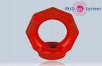 RM: anneau de levage femelle à oeil Haute Résistance à visser, fixe