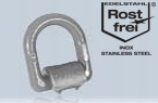LBS-RS Lastbock - rostfrei